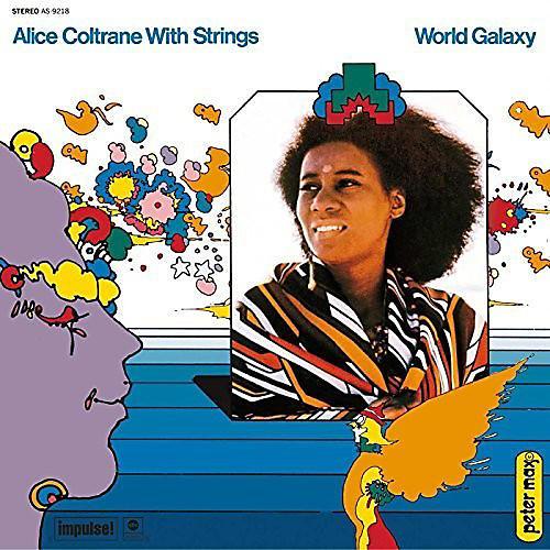 Alliance Alice Coltrane - World Galaxy