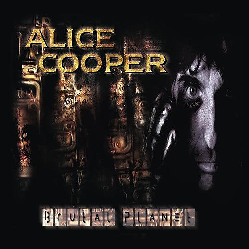 Alliance Alice Cooper - Brutal Planet