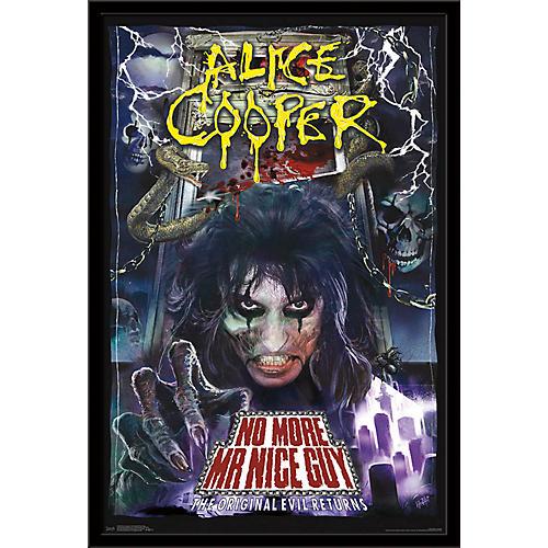 Alice Cooper - No More Mr. Nice Guy Poster
