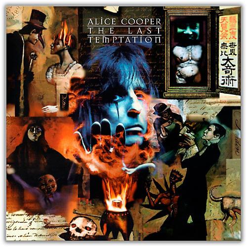 RED Alice Cooper - The Last Temptation