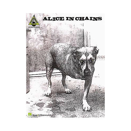 Hal Leonard Alice In Chains Book