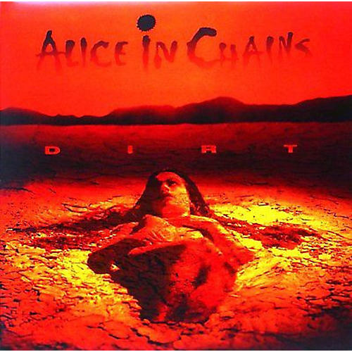 Alliance Alice in Chains - Dirt