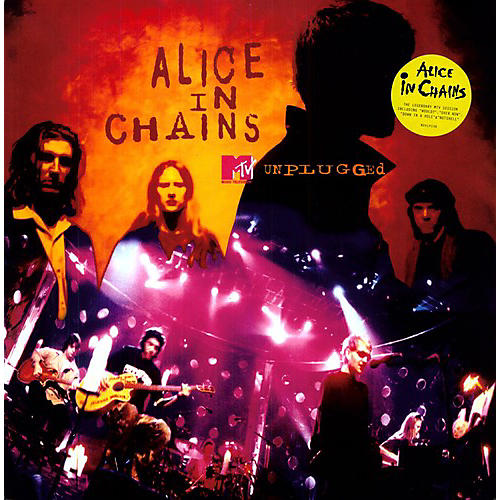 Alliance Alice in Chains - MTV Unplugged