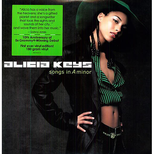 Alliance Alicia Keys - Songs in a Minor: 10th Anniversary Deluxe