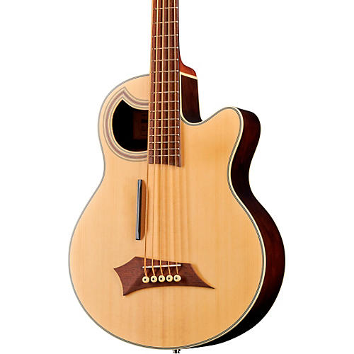 warwick alien deluxe 5 string acoustic electric bass natural hi polish musician 39 s friend. Black Bedroom Furniture Sets. Home Design Ideas