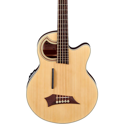 warwick alien deluxe thinline 5 string acoustic electric bass natural hi polish musician 39 s friend. Black Bedroom Furniture Sets. Home Design Ideas
