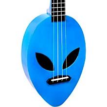 Alien Soprano Ukulele Blue