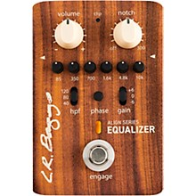 Open BoxLR Baggs Align Acoustic Preamp/Equalizer Effects Pedal