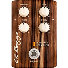 LR Baggs Align Reverb Acoustic Reverb Effects Pedal