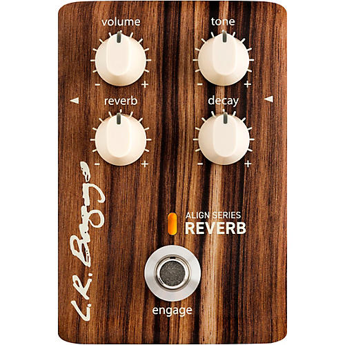 LR Baggs Align Reverb Acoustic Reverb Effects Pedal