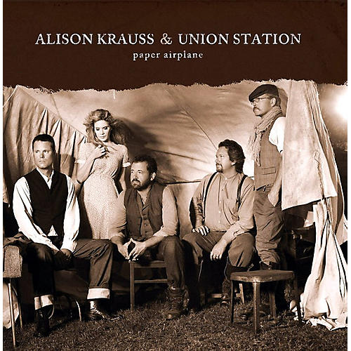 Alliance Alison Krauss - Paper Airplane