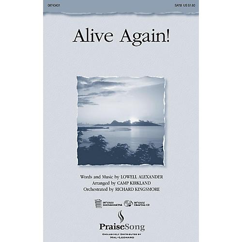 Hal Leonard Alive Again! IPAKO Arranged by Camp Kirkland