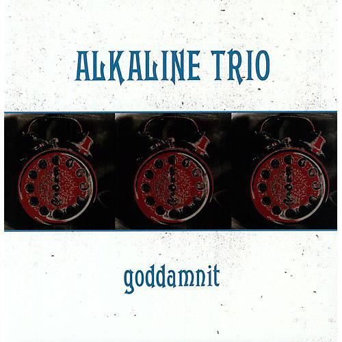 Alliance Alkaline Trio - Goddamnit