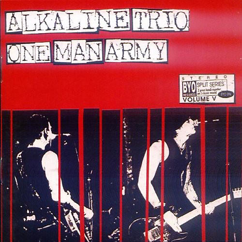 Alliance Alkaline Trio - Split Series, Vol. 5