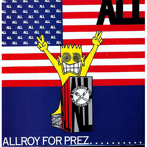 Alliance All - Allroy for Prez