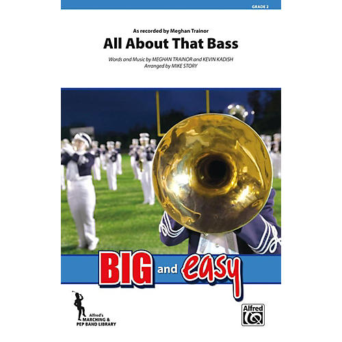 Alfred All About That Bass Grade 2 (Easy)