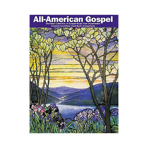 Creative Concepts All-American Gospel (Songbook)