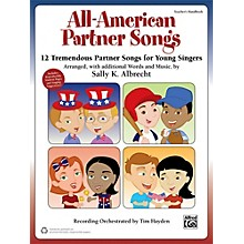 Alfred All-American Partner Songs Teacher's Handbook