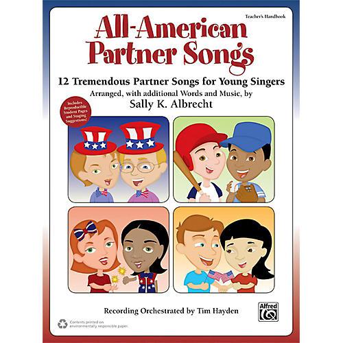 Alfred All-American Partner Songs Teacher's Handbook