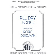 Hinshaw Music All Day Long 3 Part arranged by Darla Eshelman