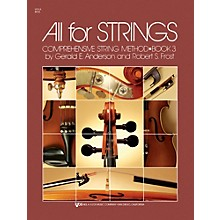 KJOS All For Strings 3 Viola
