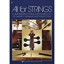 KJOS All For Strings Book 2