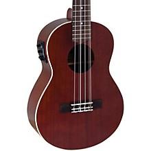 Open BoxLanikai All-Mahogany 6-String Tenor Acoustic-Electric Ukulele