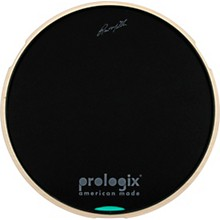 ProLogix Percussion All-N-1 Practice Pad By Russ Miller with Rim, Textured Brush Insert and Resistance Insert