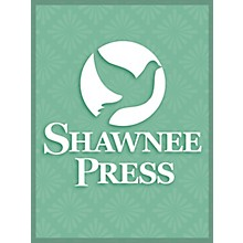 Shawnee Press All Round the Glory Manger SATB a cappella