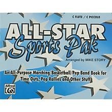 Alfred All-Star Sports Pak Flute/C Piccolo/Oboe