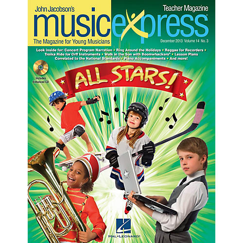 Hal Leonard All Stars Vol. 14 No. 3 (December 2013) PREMIUM COMPLETE PAK by Owl City Arranged by Roger Emerson
