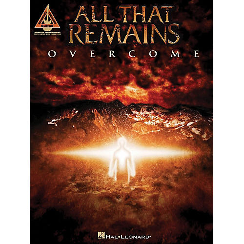 Hal Leonard All That Remains - Overcome Guitar Tab Songbook