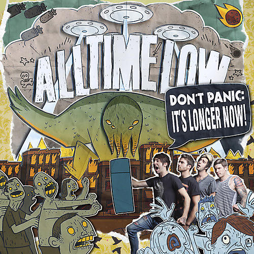 Alliance All Time Low - Don't Panic: It's Longer Now