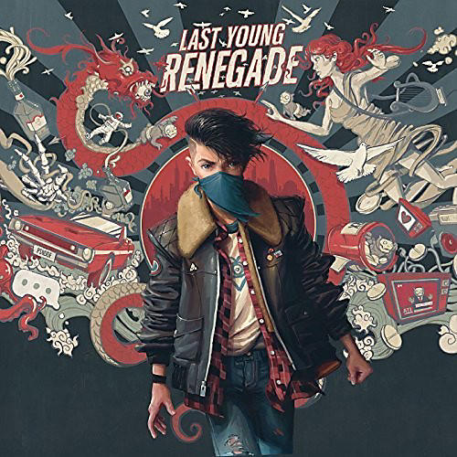 Alliance All Time Low - Last Young Renegade