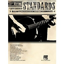 Warner Chappell Music All-Time Standards - 16 Songs for Solo Guitar in Travis Picking Style Tab (Book)