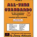 Jamey Aebersold All Time Standards Book and CD thumbnail