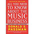 Hal Leonard All You Need To Know About The Music Business thumbnail