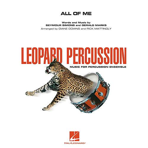 Hal Leonard All of Me Concert Band Level 3