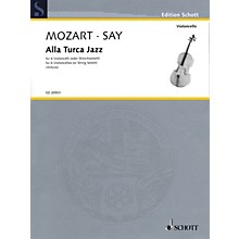 Schott Alla Turca Jazz String Series Softcover