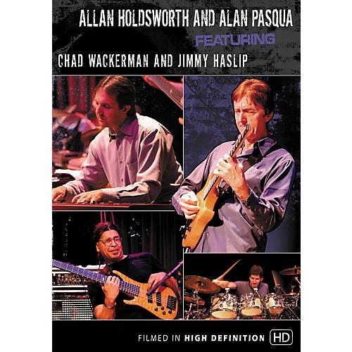 Hal Leonard Allan Holdsworth and Alan Pasqua Live At Yoshi's (DVD)