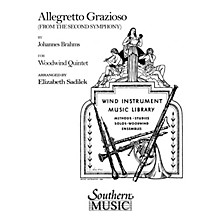 Southern Allegretto Grazioso (Woodwind Quintet) Southern Music Series Arranged by Elizabeth Sadilek