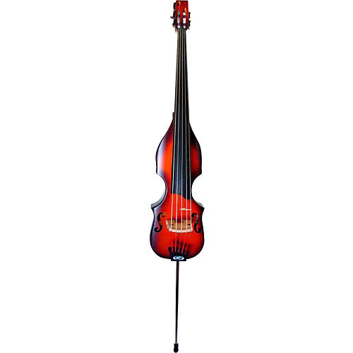 BSX Bass Allegro 5-String Acoustic-Electric Upright Bass