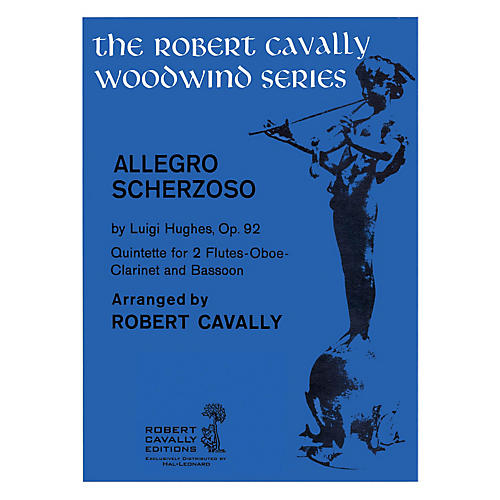Hal Leonard Allegro Scherzoso, Op. 92 Robert Cavally Editions Series Arranged by Robert Cavally