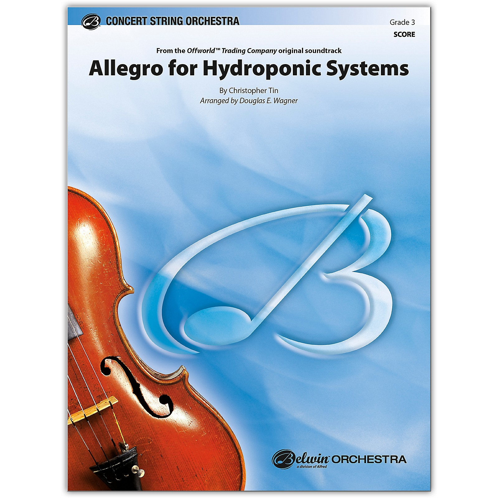 BELWIN Allegro for Hydroponic Systems Conductor Score 3