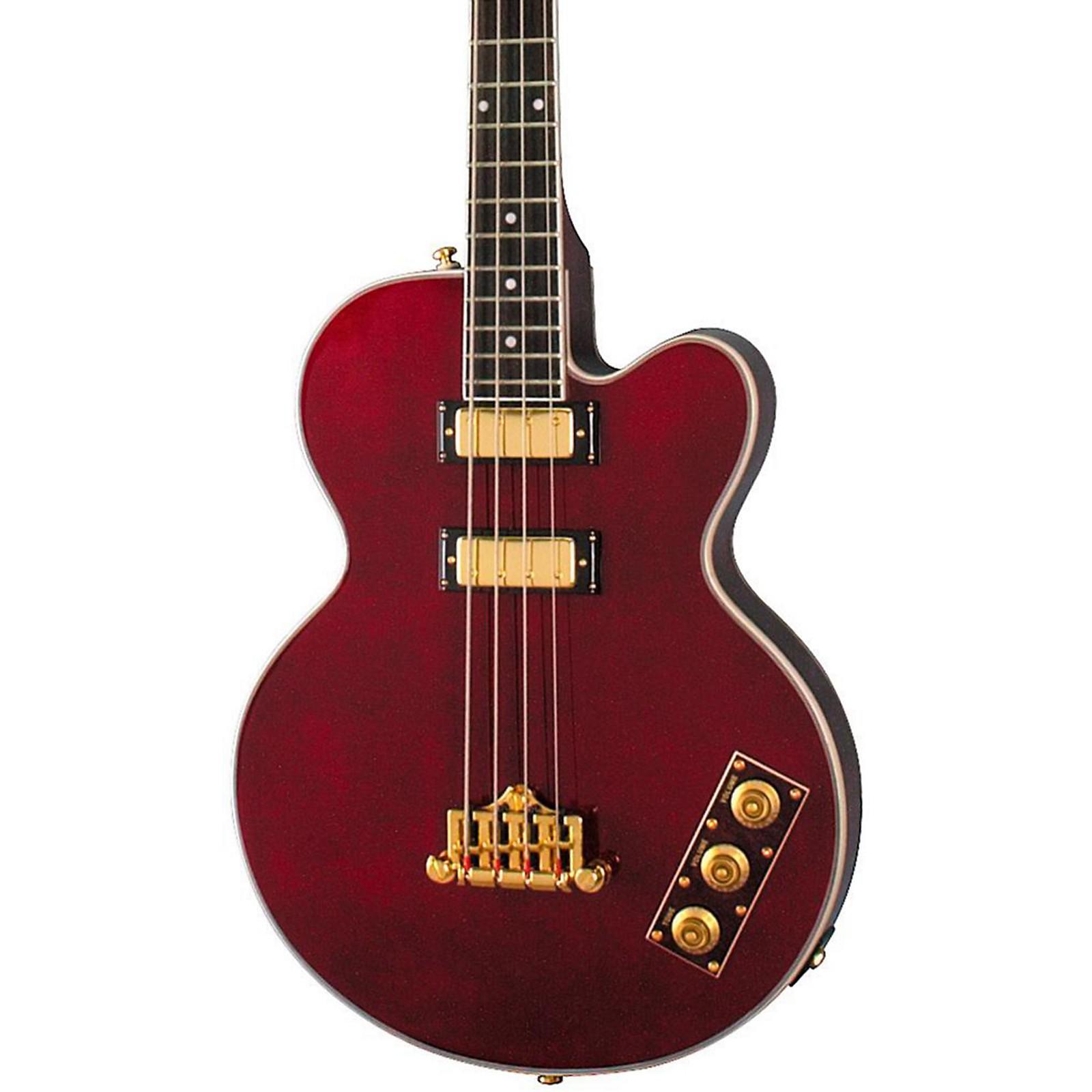 Epiphone Allen Woody Bass