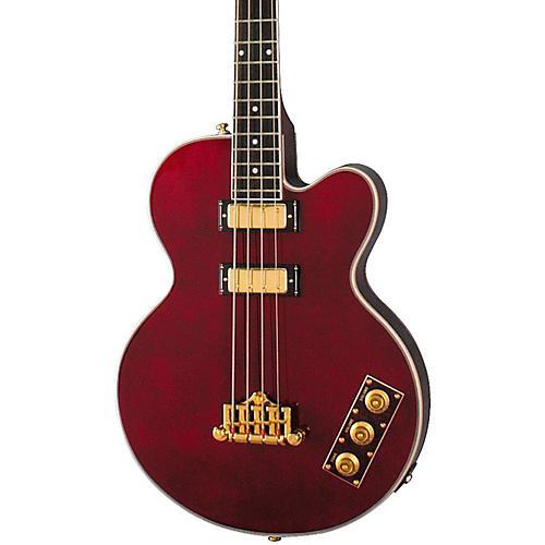 Epiphone Allen Woody Rumblekat Bass Wine Red