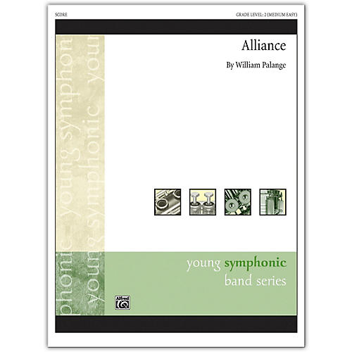 Alfred Alliance Conductor Score 2 (Medium Easy)