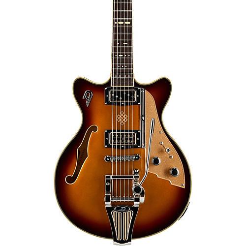 Duesenberg USA Alliance Joe Walsh Electric Guitar Gold Burst