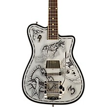 Duesenberg USA Alliance Johnny Depp Semi-Hollow Electric Guitar
