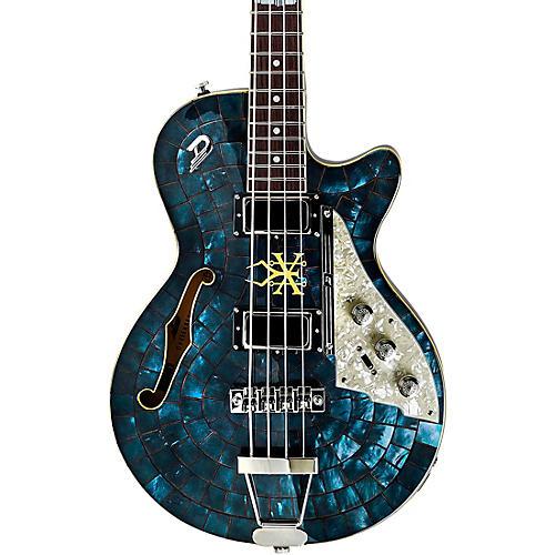 duesenberg usa alliance soundgarden black hole sun electric bass guitar mother of pearl. Black Bedroom Furniture Sets. Home Design Ideas